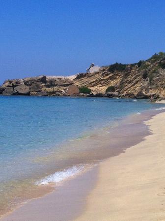 San Lorenzo Residence: the beach nearest the hotel