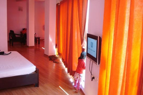 Sugati Beach Resort: Ocean View Room