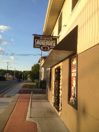 Photo of American Restaurant Lancaster Smokehouse at 574 Lancaster St W, Kitchener N2K 1M3, Canada
