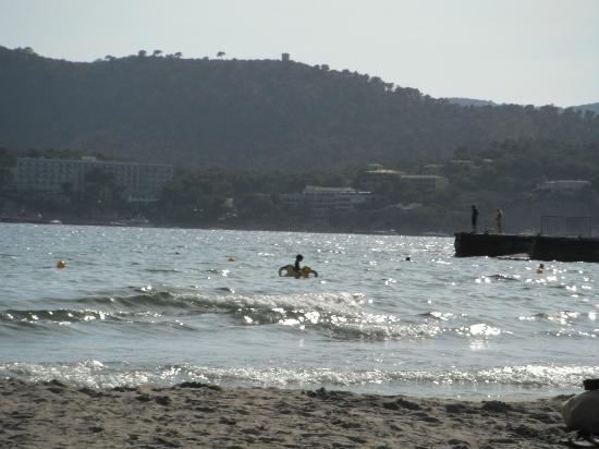HSM Madrigal: vue de la plage