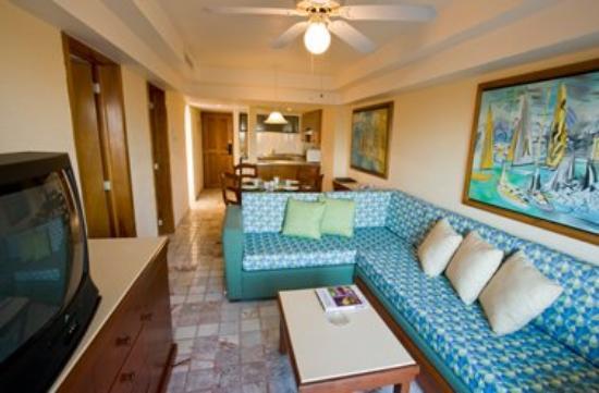 Ocean Breeze Hotel : Guest Room