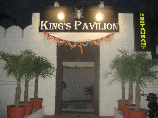Kings Pavilion: Entrance