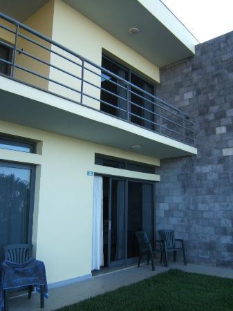 Casa do Papagaio: Entrance to our room