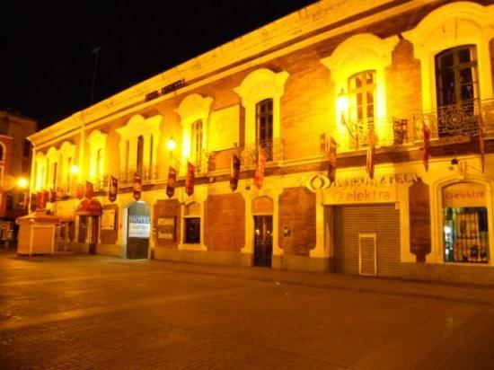 Gran Hotel Independencia: Exterior