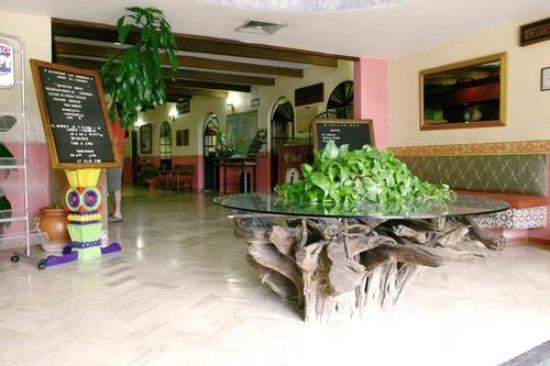 Plaza Independencia Hotel: Lobby