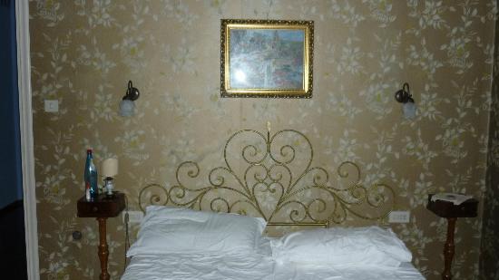 Locanda dei Buoni e Cattivi: Schlafzimmer