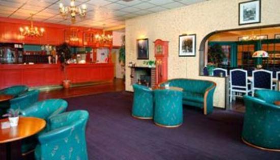 Sunndalsora Hotel: Hotel Lobby