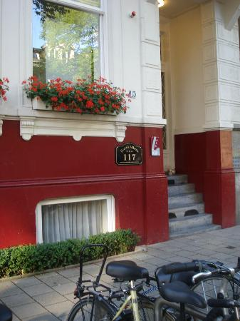 Hotel Allure: Entrata hotel