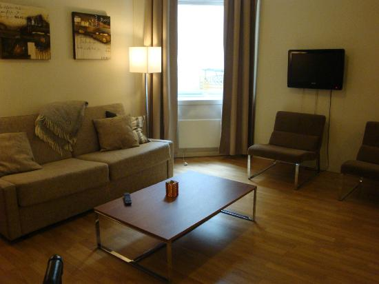 Frogner House Apartments- Arbinsgate 3: Oslo Frogner House Apt