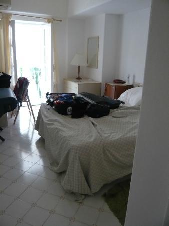 Villa Augustus: kamer