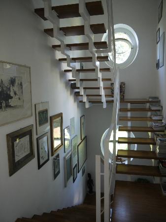 Casabella B&B : Staircase in Casabella
