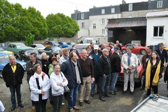 Logis Le Passiflore : Les Flibustiers sur le parking du Passiflore