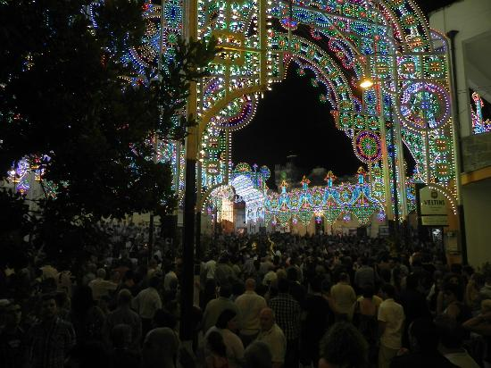 Osteria Zia Maria: Festa del Patrono