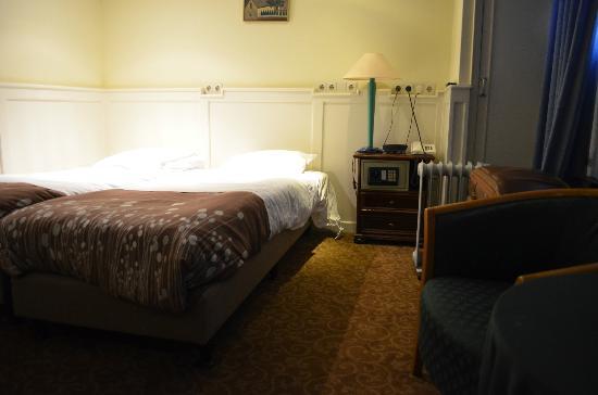 Hotel Washington: Habitación
