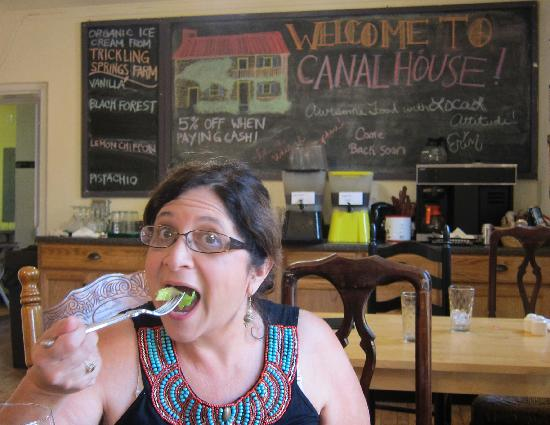 Bisou Bistro at The Canal House: Tasting local produce at the Canal House