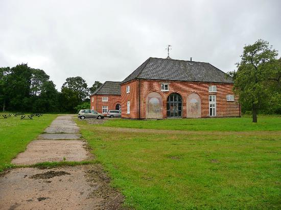 The Stables at Henham Park: stable building
