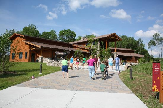 Elk Country Visitor Center