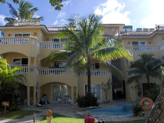 Hotel Villa Taina: Oceanfront rooms