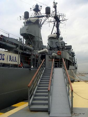 Floating Naval Museum Battleship Averof: Θωρηκτό Αβέρωφ