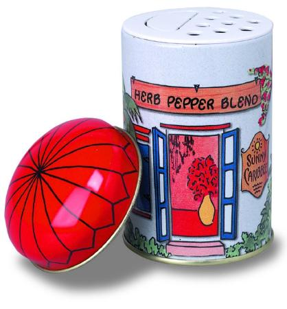 Sunny Caribbee Spice Shop & Art Gallery: Best Seller - Herb Pepper Blend
