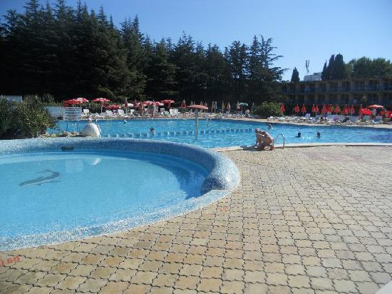 Park-Hotel Continental: hotel pool..