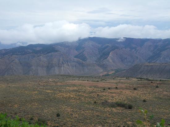 High Canyon Adventures: View durring ATV