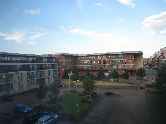Premier Inn Watford (Croxley Green) Hotel: Rear view from 2nd floor