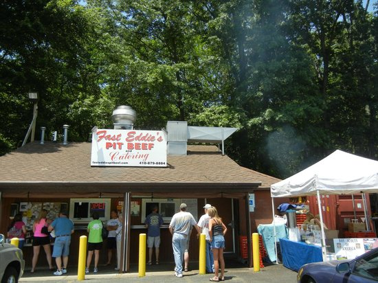 FAST EDDIE'S PIT BEEF, Fallston - Restaurant Reviews, Photos & Phone Number - Tripadvisor