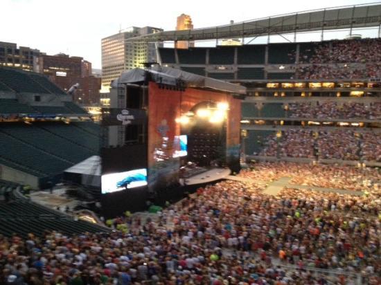 Giants Bengals Picture Of Paul Brown Stadium Cincinnati