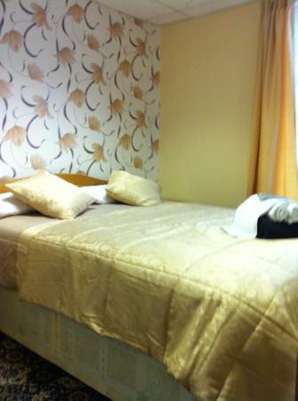 Boyce Hotel: standard double