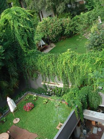 Hotel Fiera Congressi : jardin
