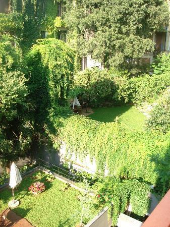 Hotel Fiera Congressi: jardin