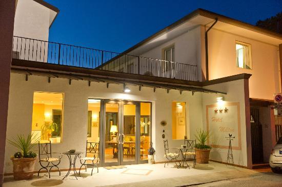 Hotel Milton: entrata