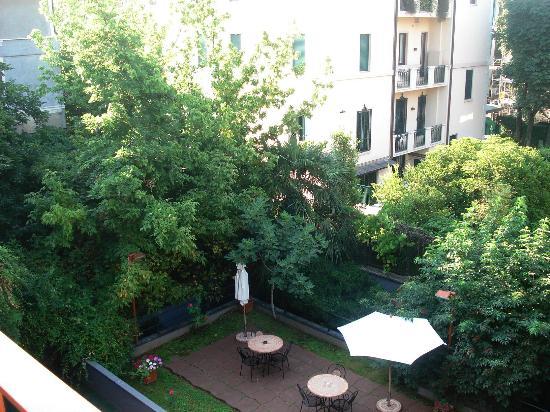Hotel Fiera Congressi: espace vert