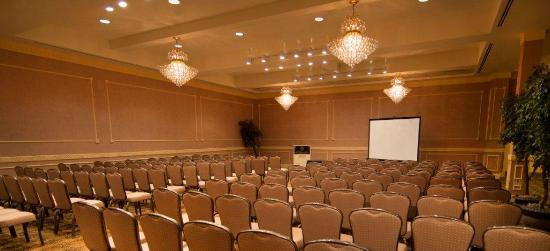 The Wilshire Grand Hotel: Regency Meeting Room