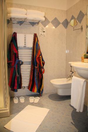 Hotel Villa Cinzia : Il Bagno