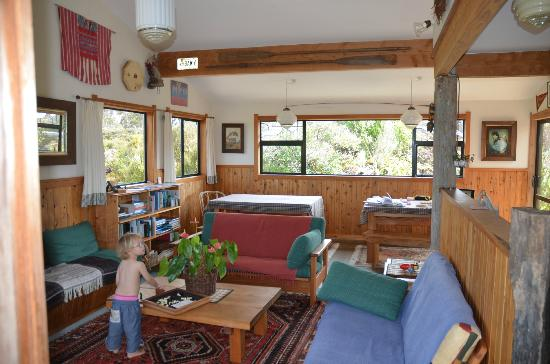 Beaconstone: kleines, aber gemütliches Wohnzimmer