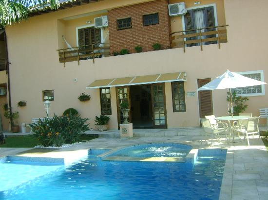 Hotel Costa Balena: Área externa