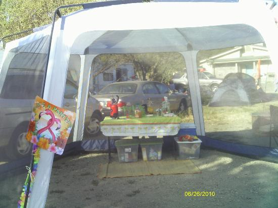 Refugio State Park and Beach Whatu0027s c&ing without the Tiki Tent? & Whatu0027s camping without the Tiki Tent? - Picture of Refugio State ...