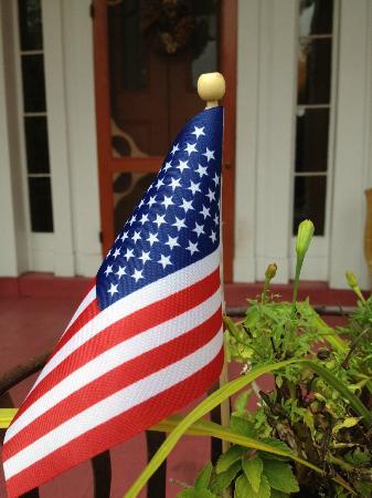 Madewood Plantation House : Independence Day