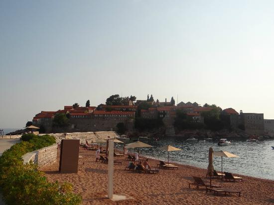 Hotel Oliva: St,Stefan beach