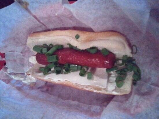 Instant Karma Gourmet Hot Dogs: The Andy Secular