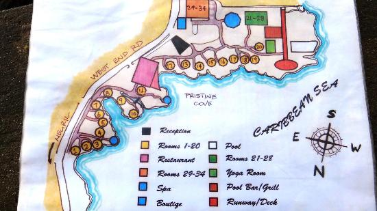 Site map picture of rockhouse hotel negril tripadvisor rockhouse hotel site map gumiabroncs Image collections