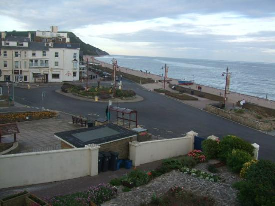 Beaumont Guest House : The view from room 2
