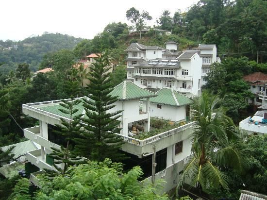 The Senani Hotel: Good morning Kandy