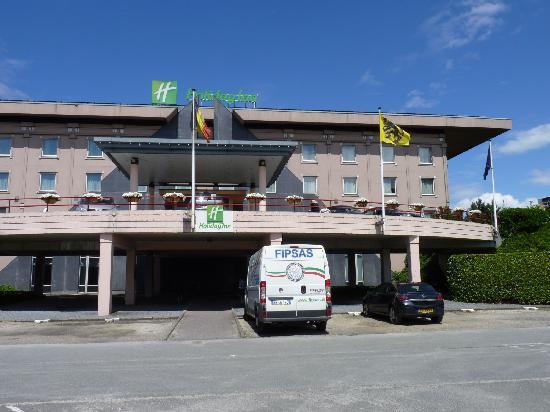 Holiday Inn Gent Expo: HI EXPO