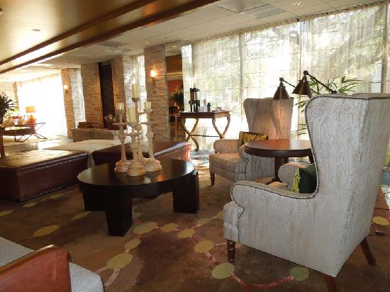 The Woodlands Dining Room at The Woodlands Resort : Lobby