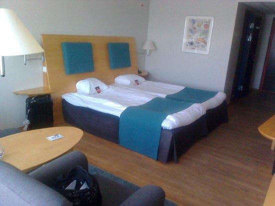 كواليتي هوتل 11: Sehr schönes Zimmer
