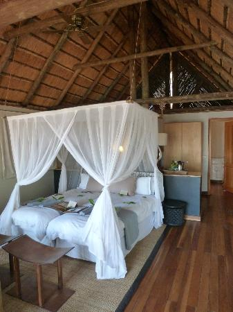 Savute Safari Lodge: Our room