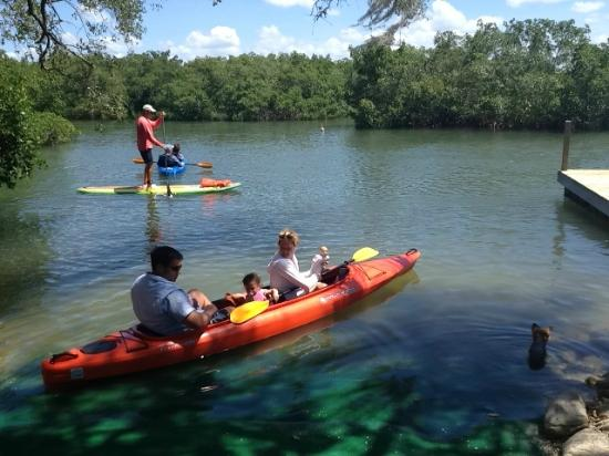 Grande Tours Kayak & Paddleboard Center: Fun for the whole family!